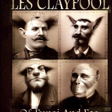 Les Claypool OF FUNGI & FOE Vinyl Record