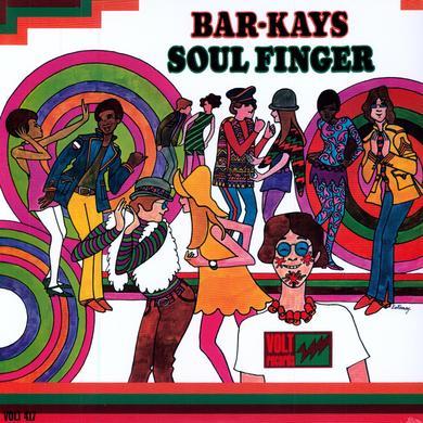 Bar-Kays SOUL FINGER Vinyl Record - Reissue
