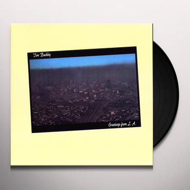 Tim Buckley GREETINGS FROM LA Vinyl Record