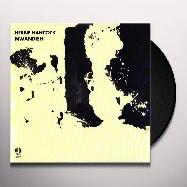 Herbie Hancock MWANDISHI Vinyl Record - 180 Gram Pressing