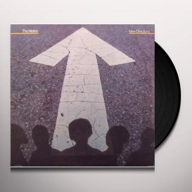 Meters NEW DIRECTIONS Vinyl Record - 180 Gram Pressing