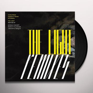 Andreya / Ritornell Some Freak / Triana LIGHT REMIXES (EP) Vinyl Record