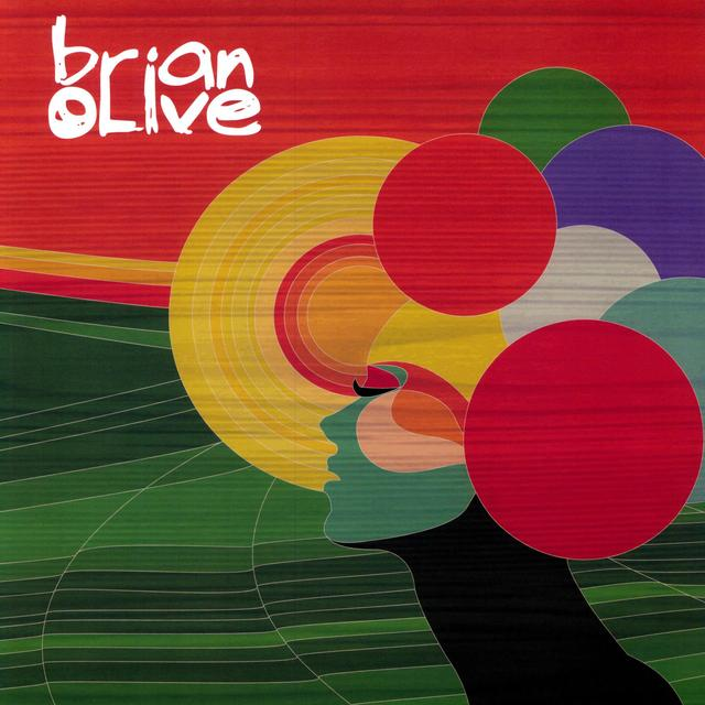 BRIAN OLIVE Vinyl Record - Limited Edition, 180 Gram Pressing
