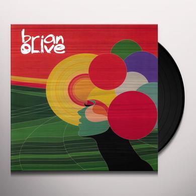 BRIAN OLIVE Vinyl Record