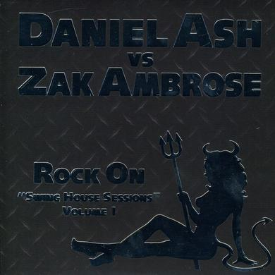 Ash,Daniel Vs Ambrose,Zak ROCK ON: SWING HOUSE SESSIONS 1 Vinyl Record