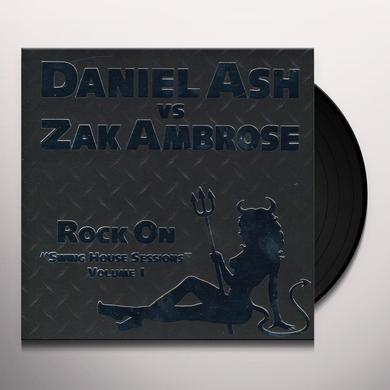 Ash,Daniel Vs Ambrose,Zak ROCK ON: SWING HOUSE SESSIONS 1 Vinyl Record