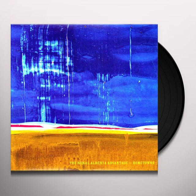 The Rural Alberta Advantage HOMETOWNS Vinyl Record - 180 Gram Pressing