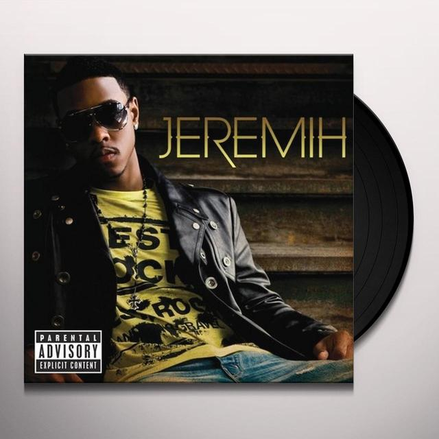 JEREMIH (Vinyl)