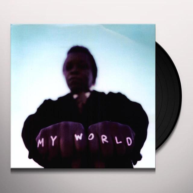 Lee Fields & The Expressions MY WORLD (JEWL) Vinyl Record