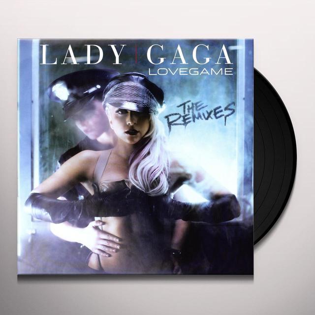 Lady Gaga LOVEGAME (X6) Vinyl Record