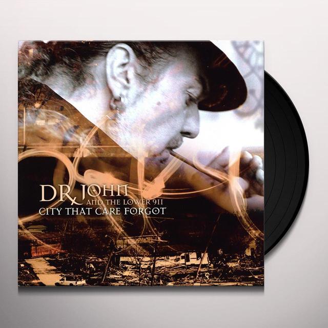 Dr John / Lower 911 CITY THAT CARE FORGOT Vinyl Record