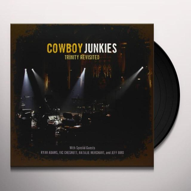 Cowboy Junkies TRINITY REVISITED Vinyl Record - 180 Gram Pressing