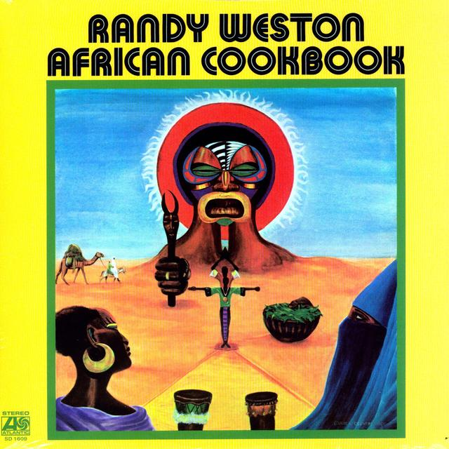 Randy Weston AFRICAN COOKBOOK Vinyl Record