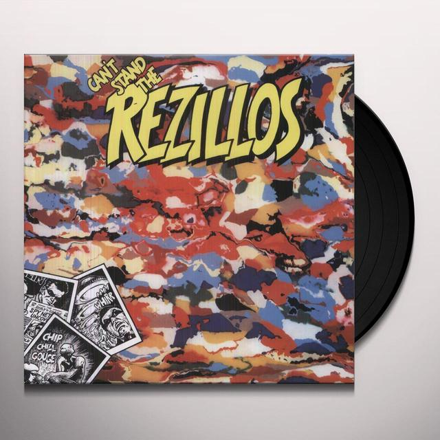 CAN'T STAND THE REZILLOS Vinyl Record - 180 Gram Pressing