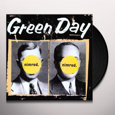 Green Day NIMROD Vinyl Record