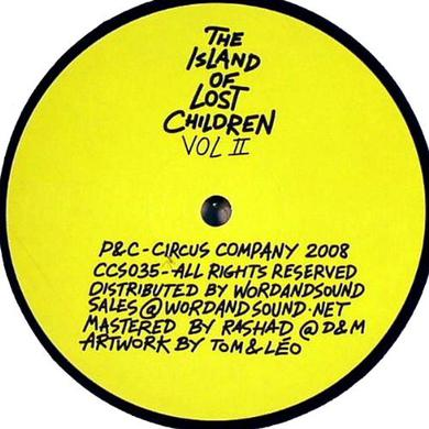 ISLAND OF LOST CHILDREN II / VARIOUS Vinyl Record