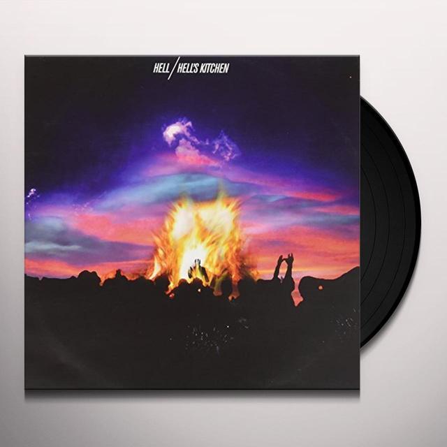 Dj Hell HELL'S KITCHEN (EP) Vinyl Record