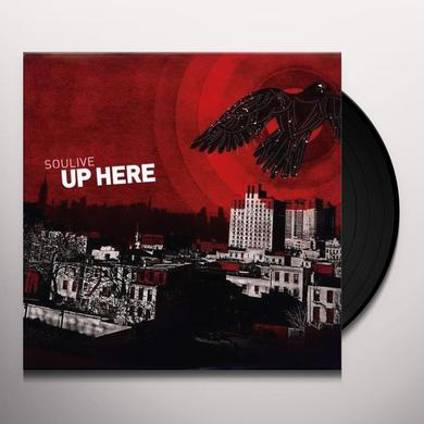 Soulive UP HERE Vinyl Record - Digital Download Included