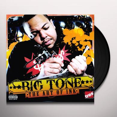 Big Tone ART OF INK Vinyl Record