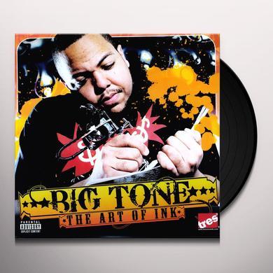 Big Tone ART OF INK Vinyl Record