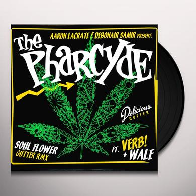 Pharcyde SOUL FLOWER Vinyl Record