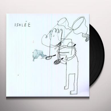 Isolée ALBACARES (EP) Vinyl Record