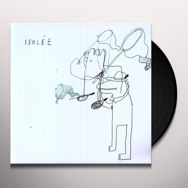 Isolée ALBACARES Vinyl Record