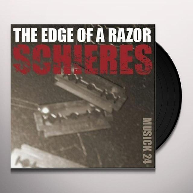 Schieres EDGE OF A RAZOR (EP) Vinyl Record
