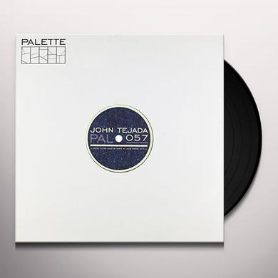 John Tejada VERTEX (EP) Vinyl Record