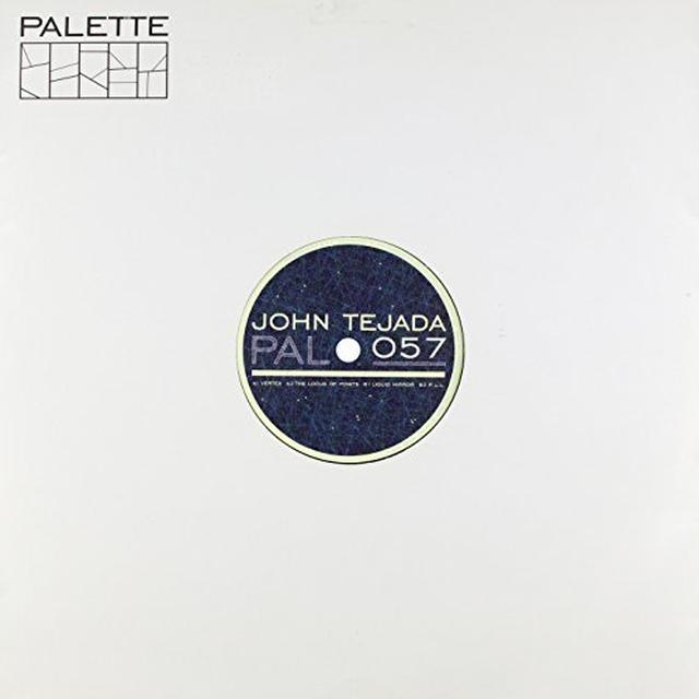 John Tejada VERTEX Vinyl Record