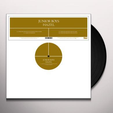Junior Boys HAZEL Vinyl Record