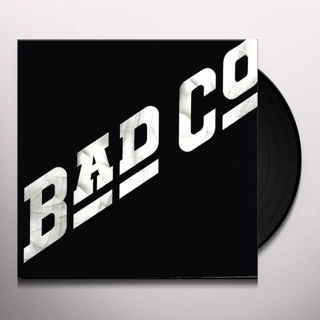 BAD COMPANY Vinyl Record - 180 Gram Pressing, Remastered