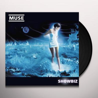 Muse SHOWBIZ Vinyl Record
