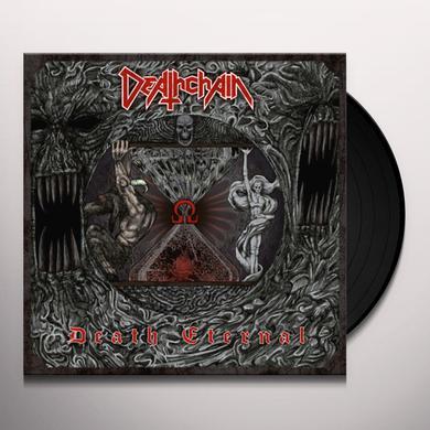 Deathchain DEATH ETERNAL Vinyl Record