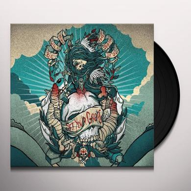 Set Your Goals THIS WILL BE THE DEATH OF US Vinyl Record