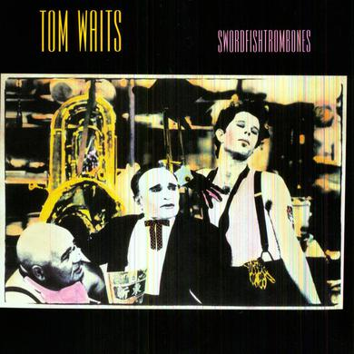 Tom Waits SWORDFISHTROMBONES Vinyl Record