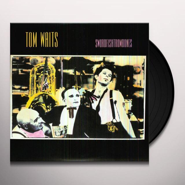 Tom Waits SWORDFISHTROMBONES Vinyl Record - 180 Gram Pressing, Special Edition, Reissue