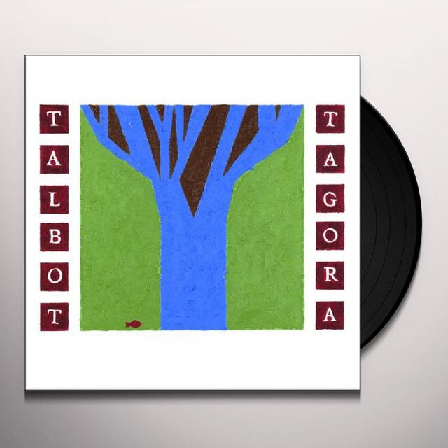 Talbot Tagora LESSONS IN THE WOODS OR A CITY (Vinyl)