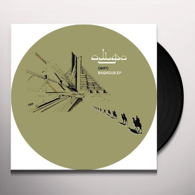 Omfo BAGHDUB (EP) Vinyl Record