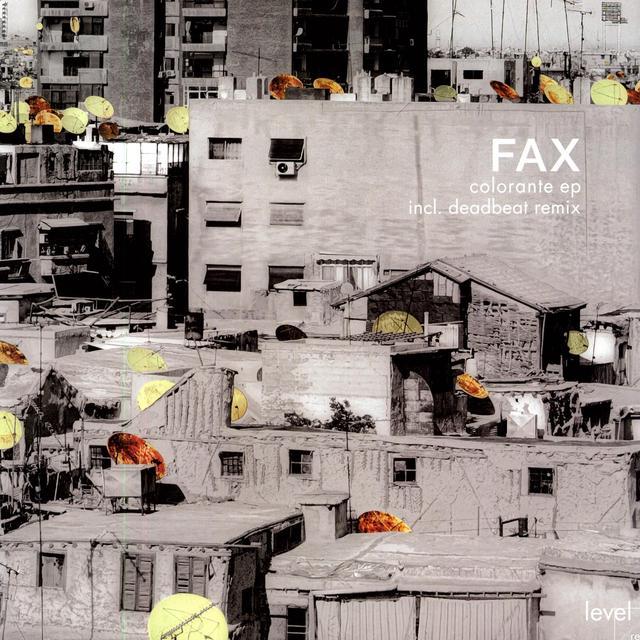 Fax COLORANTE Vinyl Record