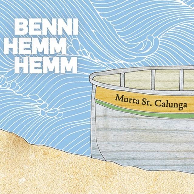 Benni Hemm Hemm MURTA ST CALUNGA Vinyl Record