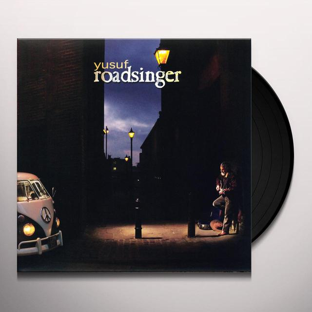Yusuf Islam (Cat Stevens) ROADSINGER - TO WARM YOU THROUGH THE NIGHT Vinyl Record