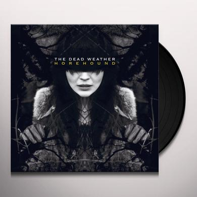 The Dead Weather HOREHOUND Vinyl Record - 180 Gram Pressing