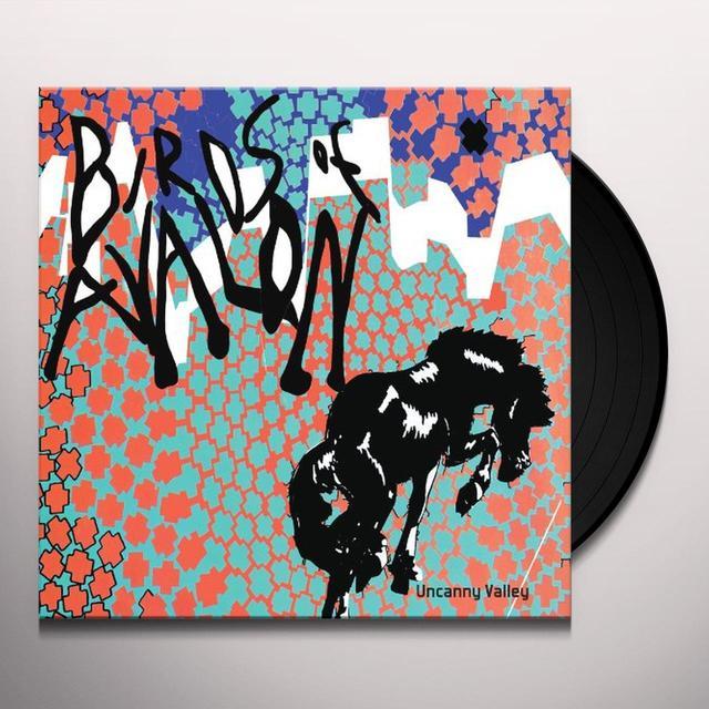 Birds Of Avalon UNCANNY VALLEY Vinyl Record