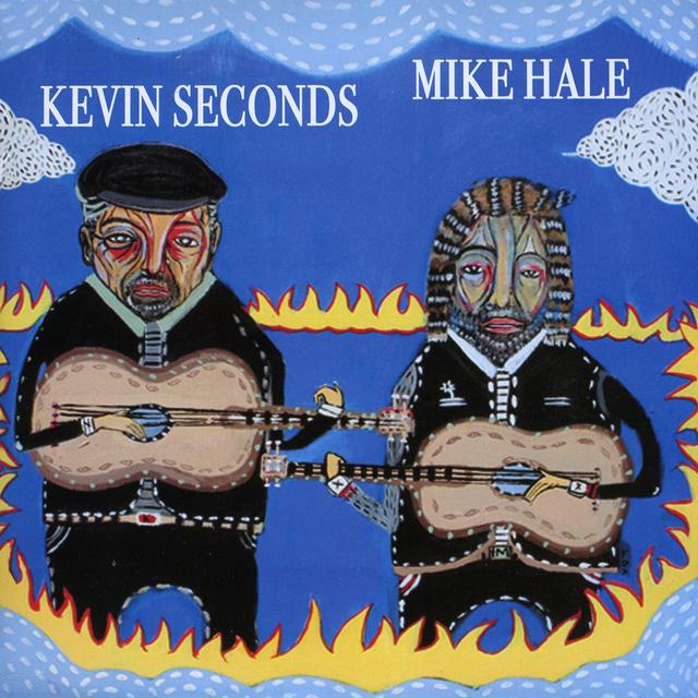 Kevin Seconds / Mike Hale SPLIT Vinyl Record