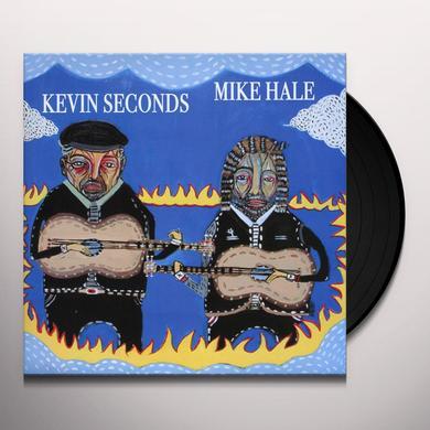 Kevin Seconds / Mike Hale SPLIT Vinyl Record
