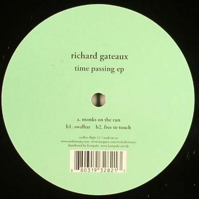 Richard Gateaux TIME PASSING Vinyl Record