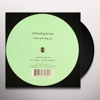 Richard Gateaux TIME PASSING (EP) Vinyl Record
