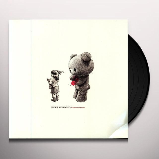 Damian Lazarus NEVERENDING Vinyl Record