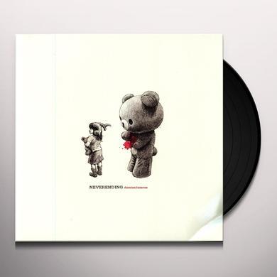 Damian Lazarus NEVERENDING (EP) Vinyl Record